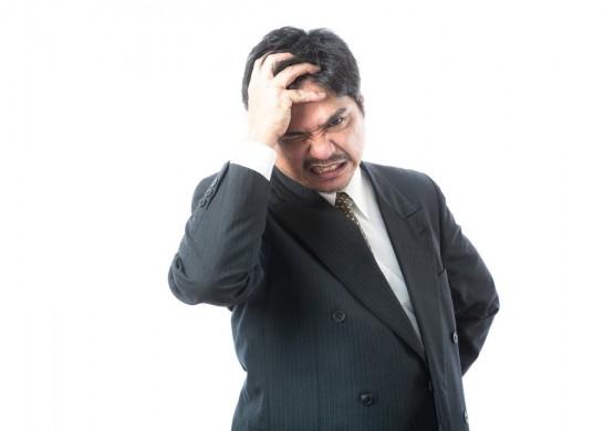 会社が倒産した社長のイメージ画像