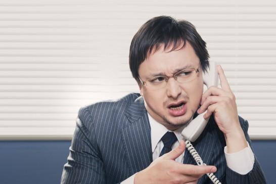 不動産の電話営業がうざい